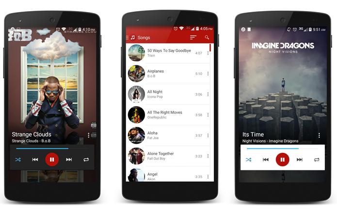 Android音乐播放器:JamsMusicPlayer
