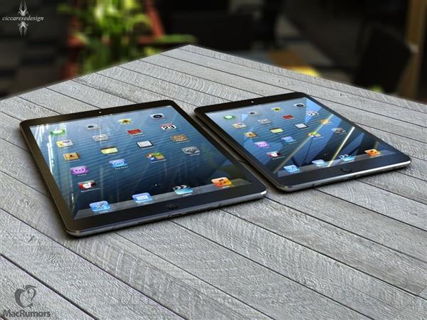 苹果爆发:iPad 5/mini 2/iPhone 5S再曝光