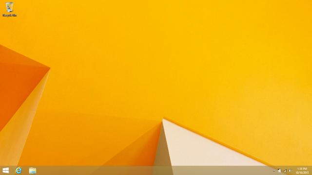 如约而至:微软正式发布 Windows 8.1 更新