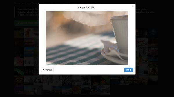 21个有创意的jQuery图片集展示插件