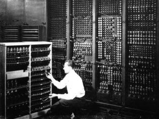 世界上第一台计算机被复活了!
