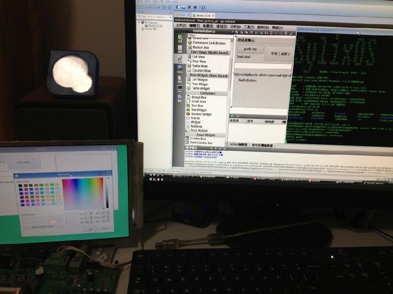 嵌入式硬实时操作系统:SylixOS