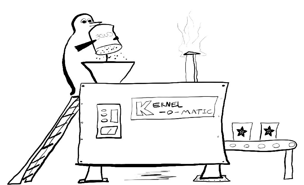 你知道 Linux 内核是如何构建的吗?