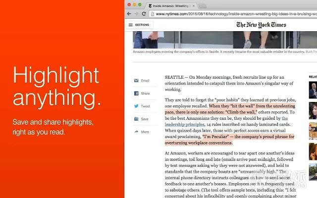 无 Plugins,不 Chrome :15 款 Chrome 扩展推荐