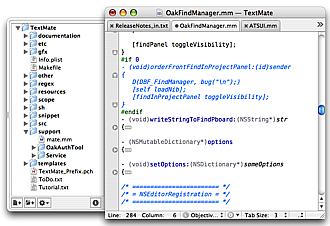 TextMate 2.0 宣布开源以响应 OS X 的免费