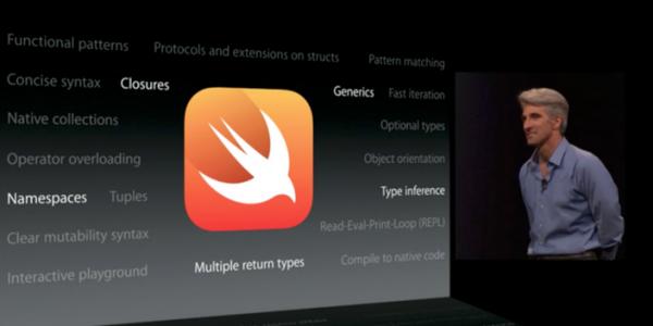 资深 NeXT/ 苹果开发者赞扬 Swift 1.2 非常不错