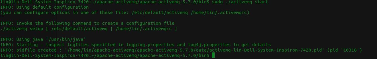 Apache-ActiveMQ整合Spring