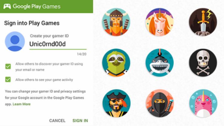 Google 推出游戏平台新系统摆脱 Google+ 限制