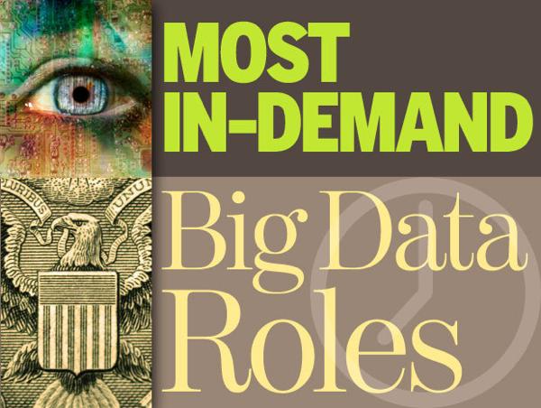 2014 年八大最热门的大数据工作