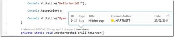 关于Visual Studio 2013 Update 3的更多信息