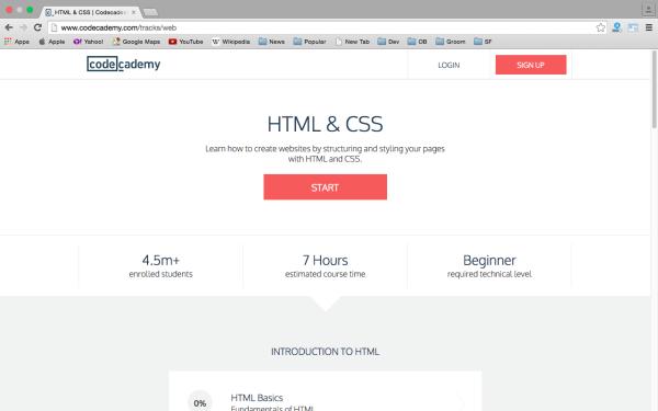 10 个轻松学会 CSS3 的优秀在线资源