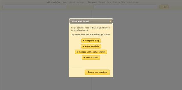 最好的免费网站速度测试工具