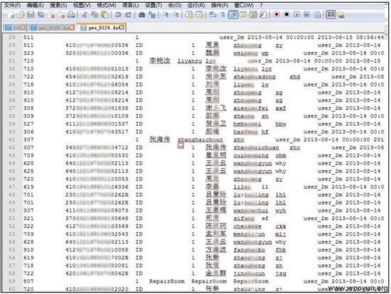 安全漏洞监测平台乌云称如家、汉庭等酒店客户信息泄露