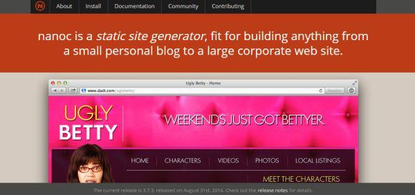10个最好的免费静态网站生成器