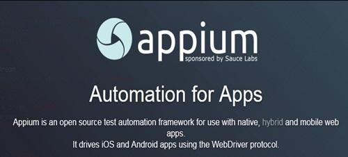 最棒的 5 款开源 Android/iOS 自动化工具