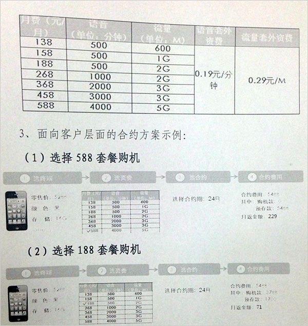 中国移动iPhone 5s/5c今日上市!