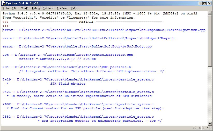 Python实现对文件夹内文本文件递归查找