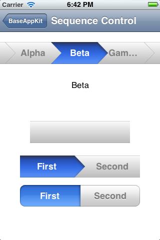iOS开发常用工具包 BaseAppKit