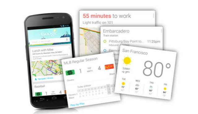 Google的伟大征程之三:语音控制及 Google Now