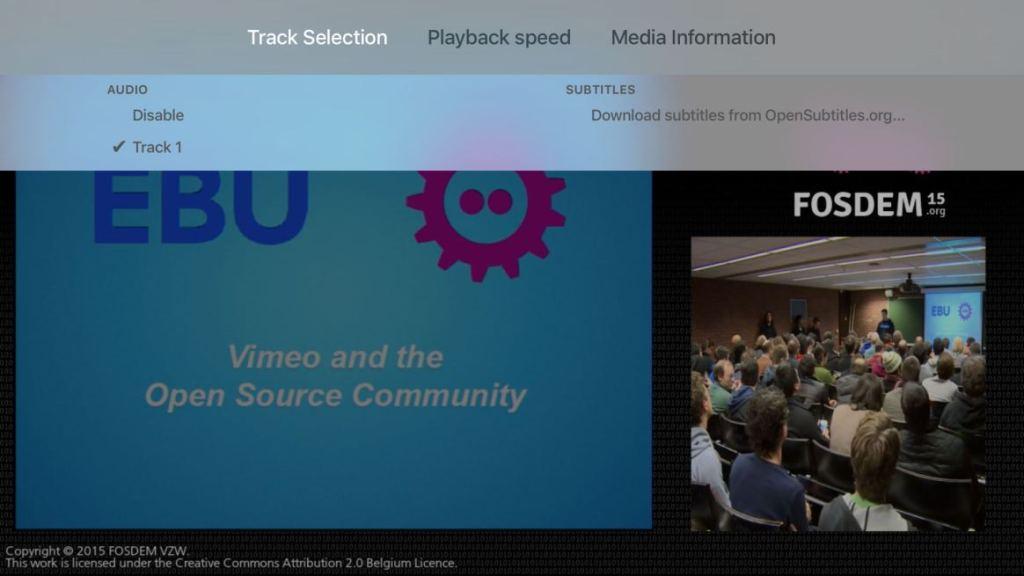 VLC登陆Apple TV