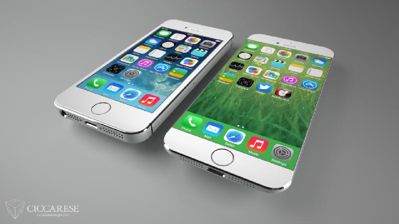 传 5.5 英寸大屏板 iPhone 6 或因工艺问题,延迟发布