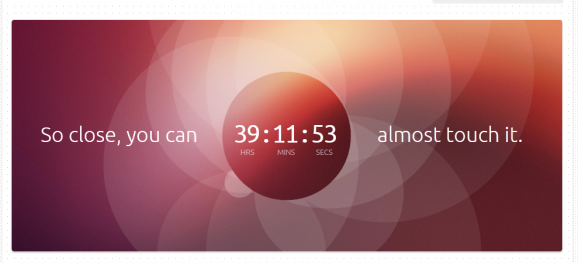 还有39小时 是 Ubuntu 手机还是 Ubuntu For Android?