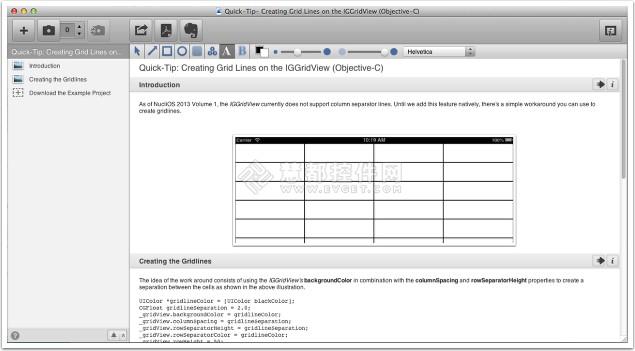 Mac和iOS应用开发工具 Clarify