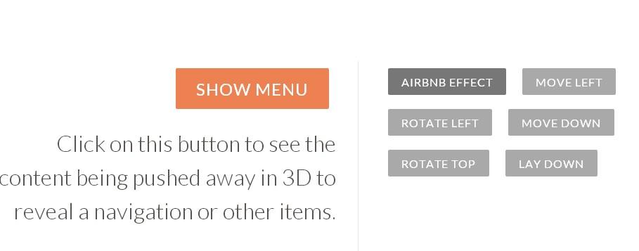 10 个最好的免费JQuery导航和菜单插件