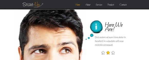 StartUp - html5 css3 templates