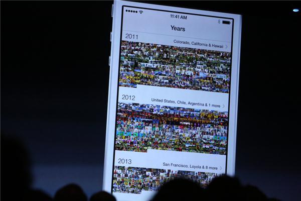 亮点杂陈,WWDC 2013 发布会总结