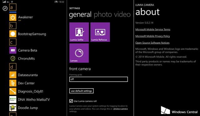 Lumia Camera或将面向所有Windows 10手机开放