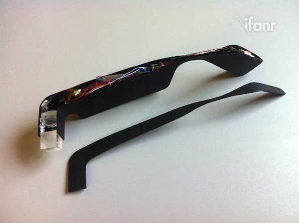 没有 Google Glass?不怕,我们有开源的智能眼镜