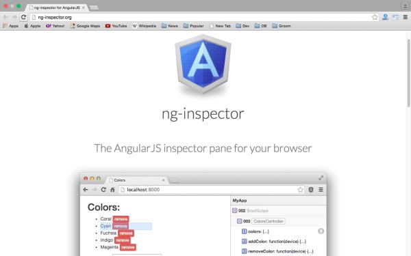 25个超有用的 AngularJS Web 开发工具