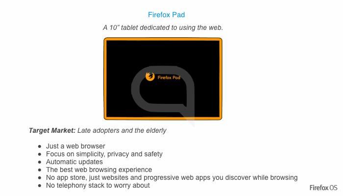 Firefox OS 还没有死,将以手机之外的方式活下去