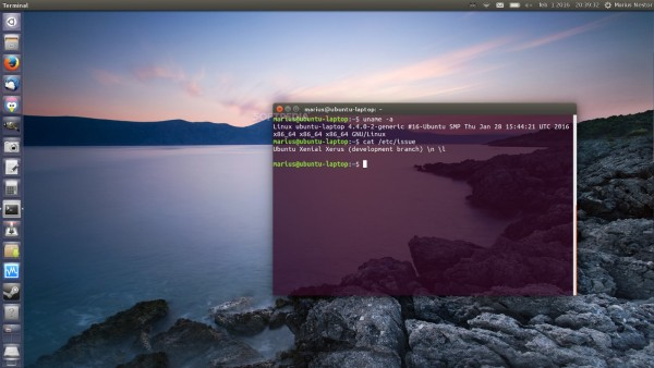 Ubuntu 16.04 LTS版本获Linux 4.4 LTS内核升级