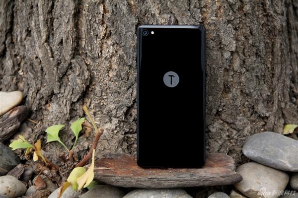 还是那么美:锤子手机T1 4G版开箱图赏
