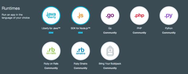 IBM Bluemix开启云开发时代:基于Cloud Foundry开源项目的PaaS服务