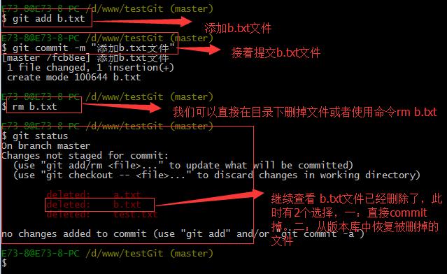 Git使用教程