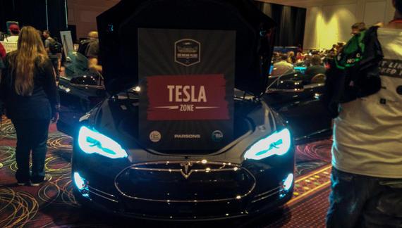 特斯拉 Model S 存漏洞,黑客讲述破解过程