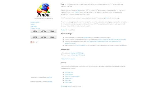 Pinba