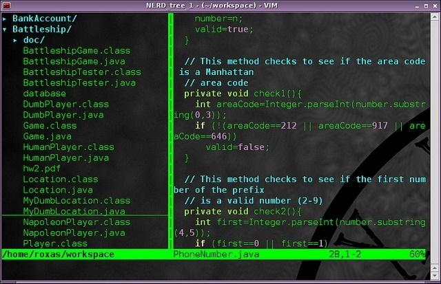 把IDE特性带进Vim的前10款插件