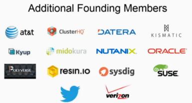 开放容器项目正式更名为OCI,Oracle等公司加入