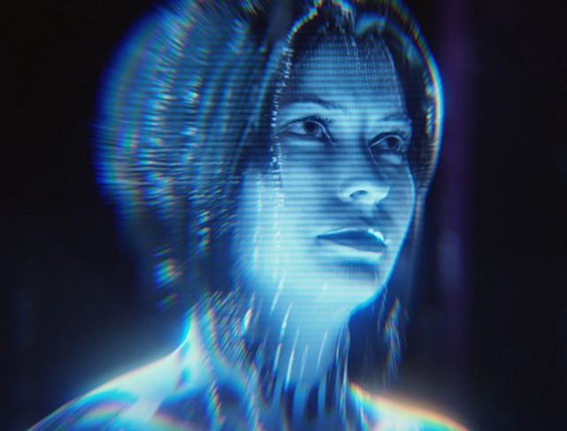 Cortana,这个AI很像人