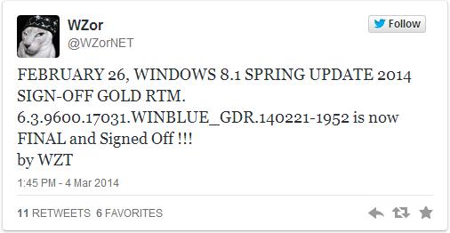 Windows 8.1 Update1出炉 回归传统用户体验