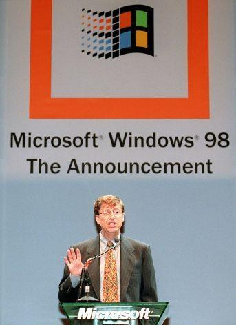 Windows 98迎来17岁生日