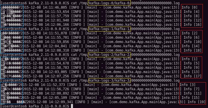 Kafka+Log4j实现日志集中管理