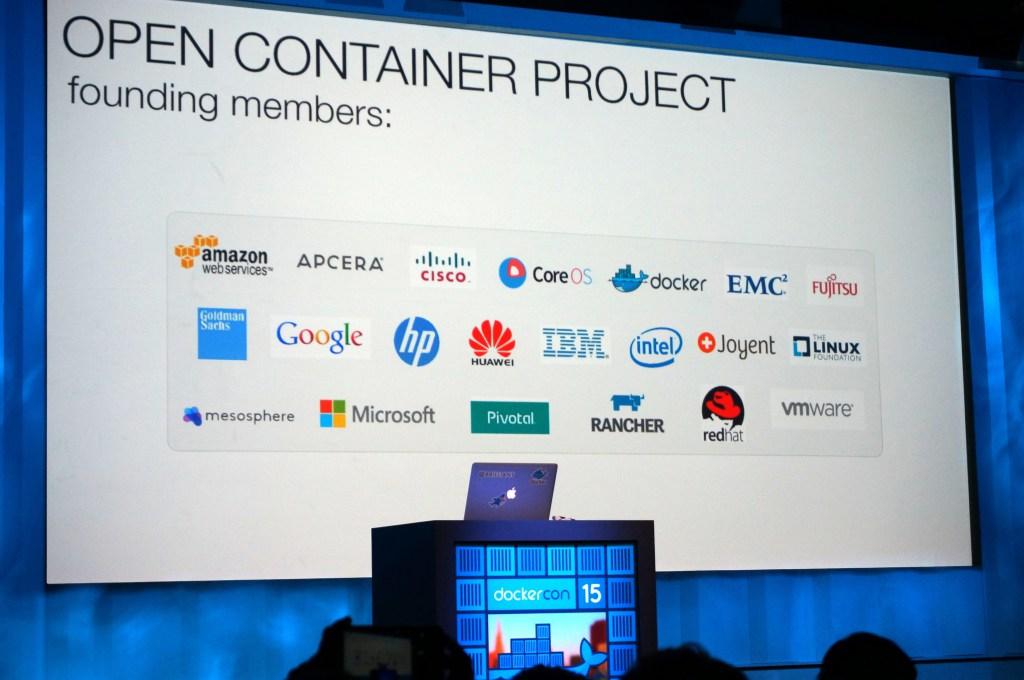 Linux 基金会成立 OCP 开放容器项目