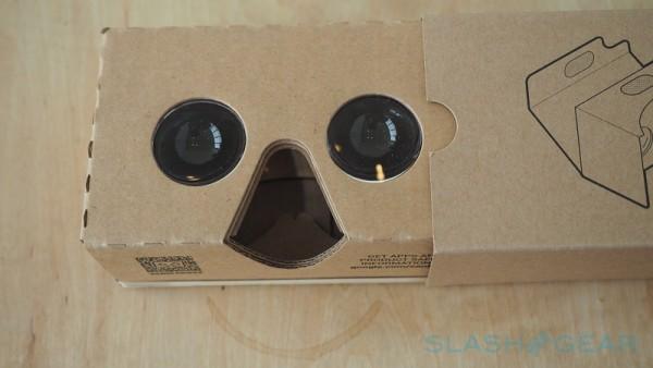 谷歌第二代Cardboard上手