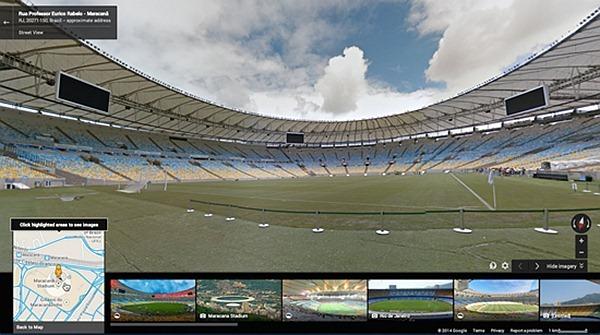 来来来,一起跟着 Google 看世界杯