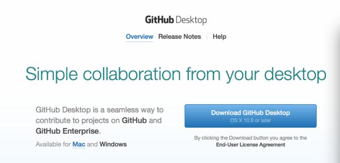 MAC 如何使用Github Desktop 客户端